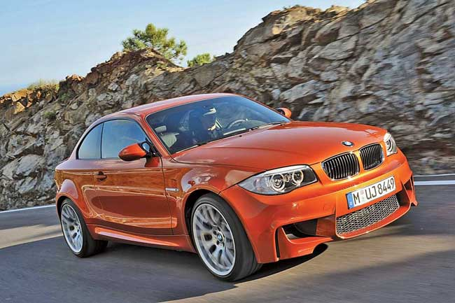 BMW 1SeriesM Coupe 2011г.